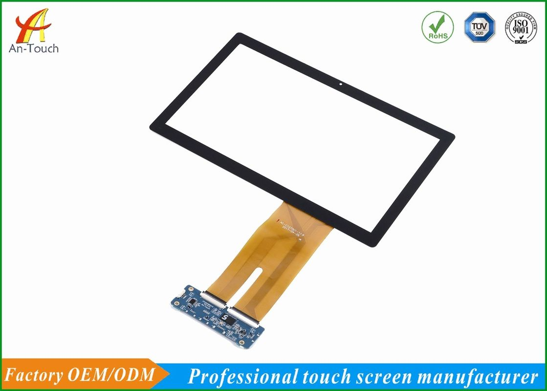 11.6 Tablet PC Touch Screen , Glass Touch Panel With 4-10 Pionts Touch