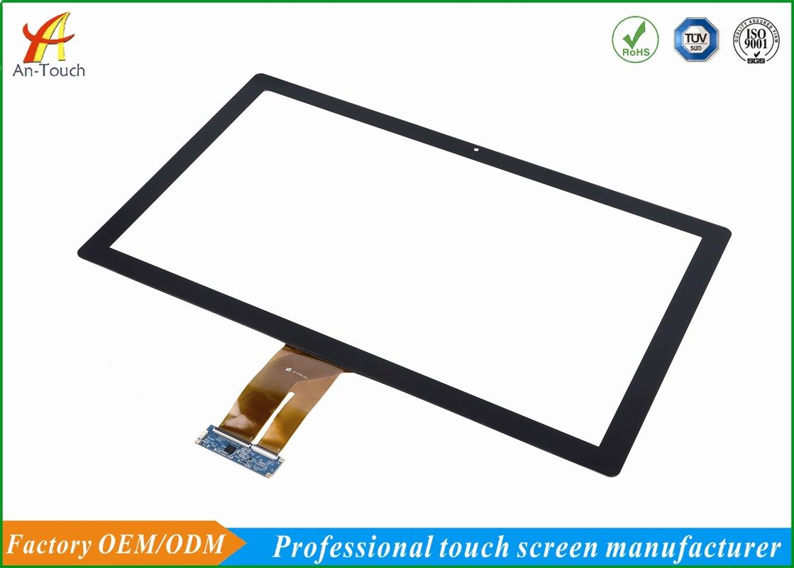 Transparent Smart Home Touch Panel 27 Inch Multi Glass Panel , 3.3V-5V Supply Voltage