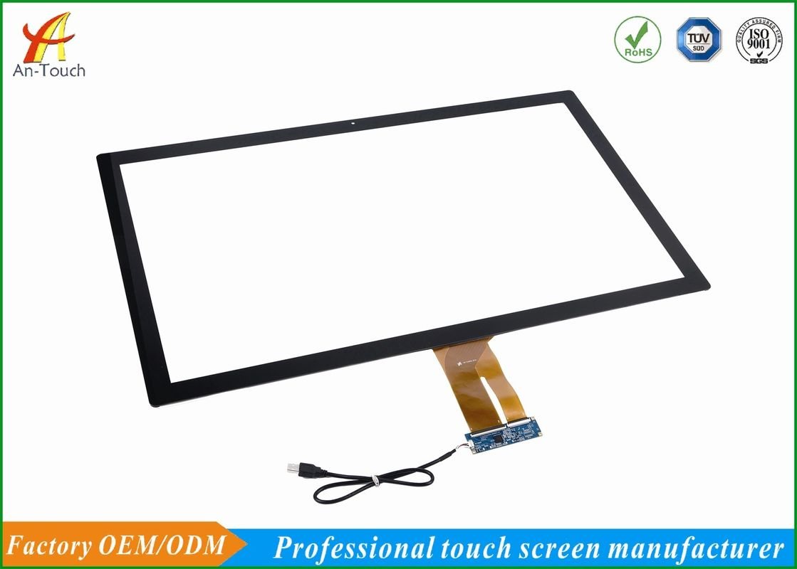 Compact Structure Capacitive Touch Screen Multi Touch Game Table For Game Machine