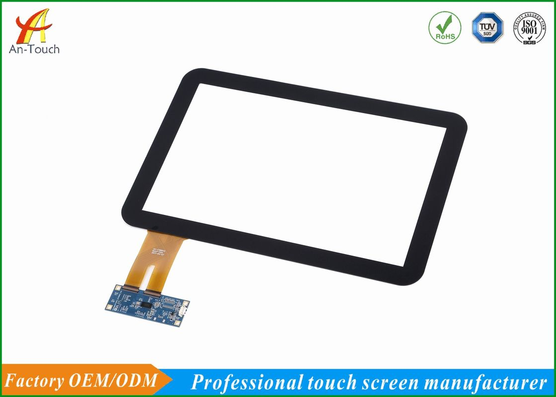 Mall Kiosk Kiosk Touch Panel 12.1 Inch Smooth Touch Support Win7 Win8