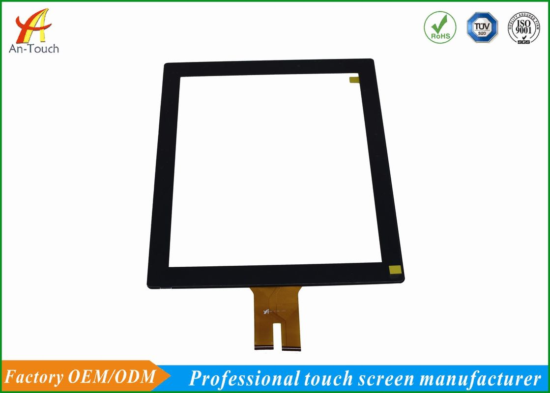 GG Structure Transparent Touch Panel Capacitive 12.1 Inch Explosion Proof