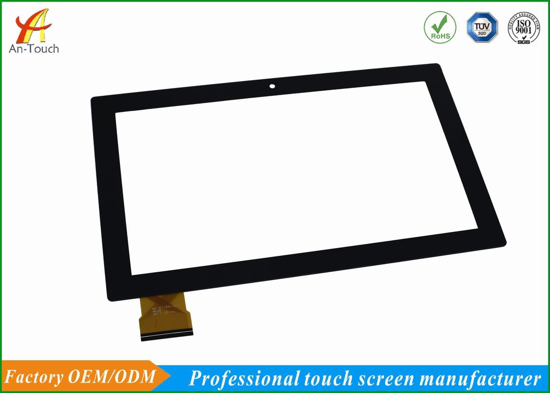 10.1 Inch Car Touch Panel Screen Replacement Intelligent Automatic Calibration