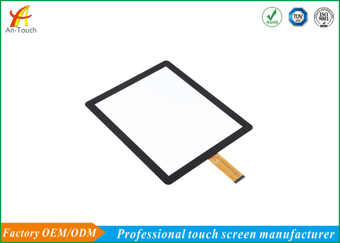 Flexible 17.3 Touch Screen Display / Transparent USB Powered Touch Screen